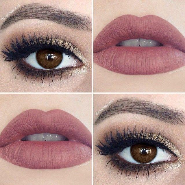 Realizarea unui make-up dezi